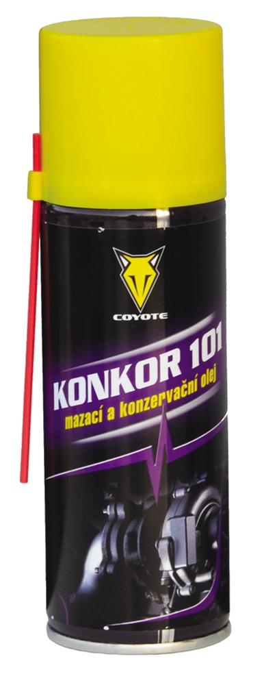 Konkor na zámky 101 konzervač.olej 270-200 ml