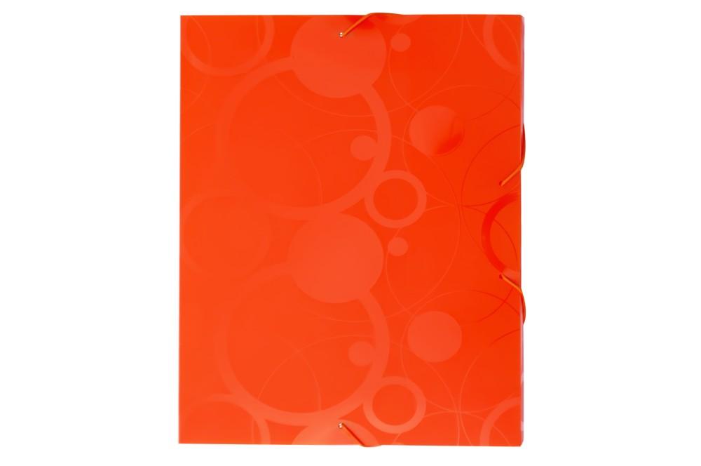 Box na spisy NEO COLORI A4 oranžový
