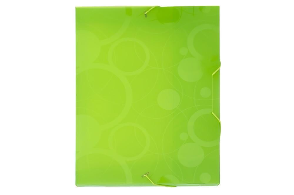 Box na spisy NEO COLORI A4 zelený