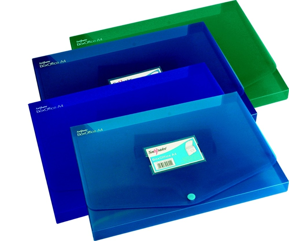 Box ELECTRA A4 mix barev