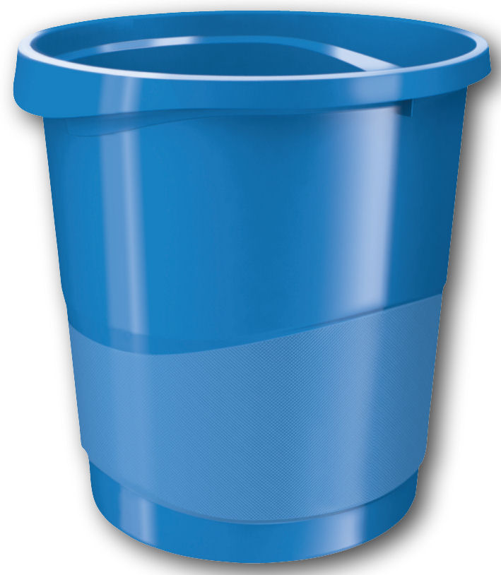 Odpadkový koš Esselte Europost VIVIDA modrý