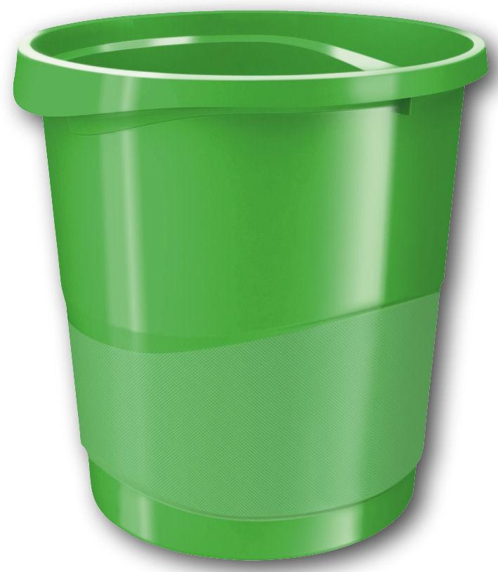 Odpadkový koš Esselte Europost VIVIDA zelený
