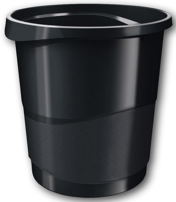 Odpadkový koš Esselte Europost VIVIDA černý