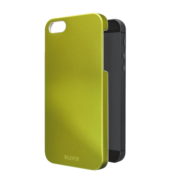 Kryt Leitz Complete WOW pro iPhone 5/5S zelený