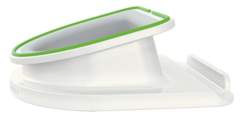 Otočný stojánek Leitz Complete pro iPad/tablet PC bílý