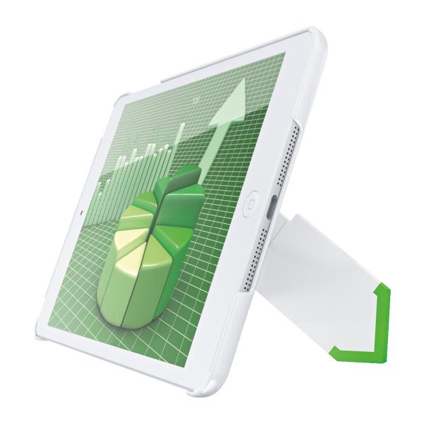 Kryt se stojánkem Leitz Complete pro iPad mini bílý