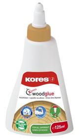Lepidlo KORES Wood Glue 125 g (na dřevo)