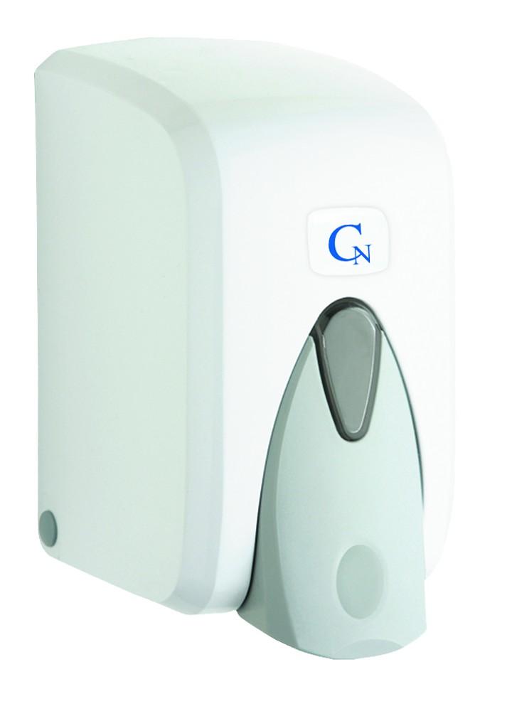 Zásobník na mýdlo 0,5 litru, bílý