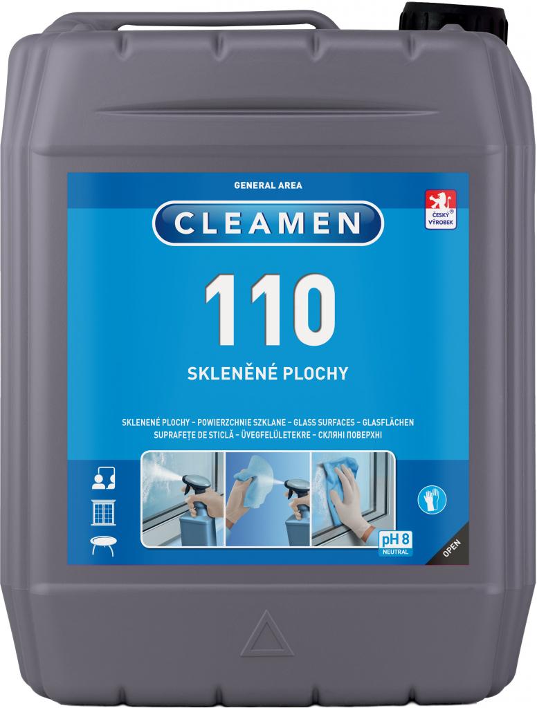 Cleamen 110 skleněné plochy 5 l