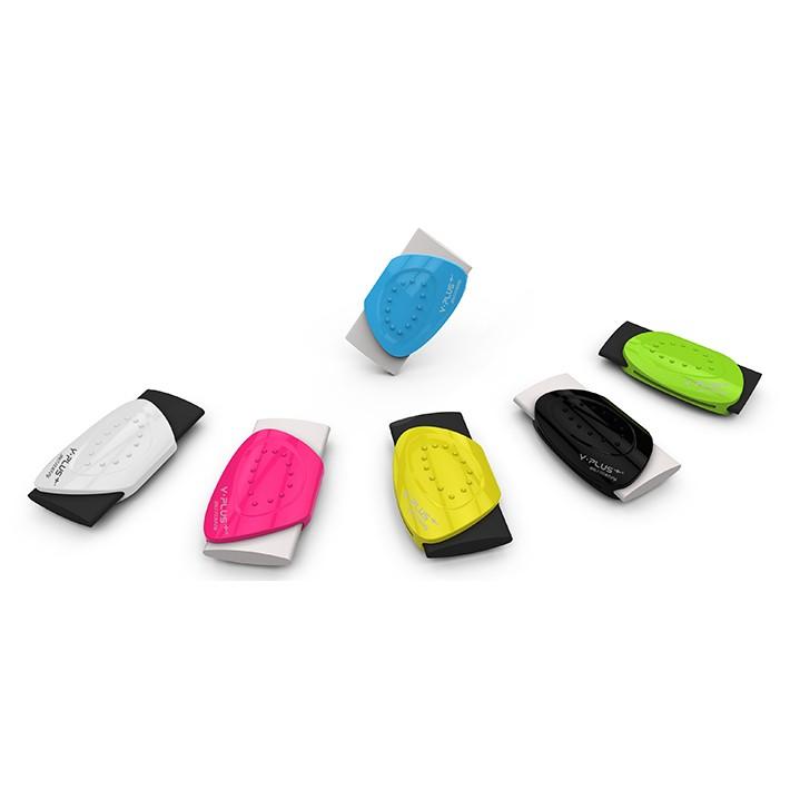 Pryž Y-Plus Butterfly s plast. krytkou mix barev