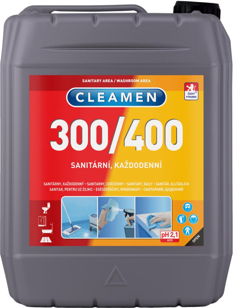 Cleamen 300/400 5 L