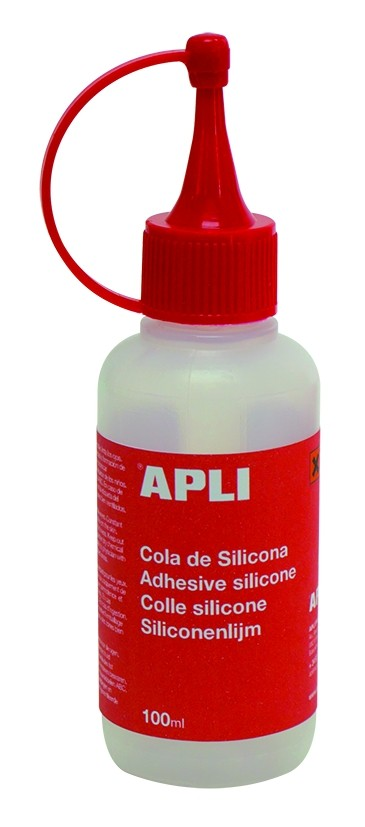 Lepidlo silikonové APLI 100 ml